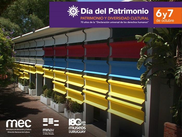 Actividades en el marco del Día del Patrimonio 2018