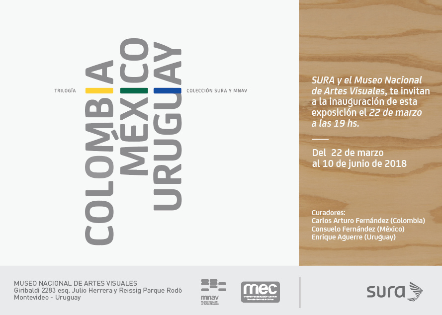 Invitación - Museo Nacional de Artes Visuales