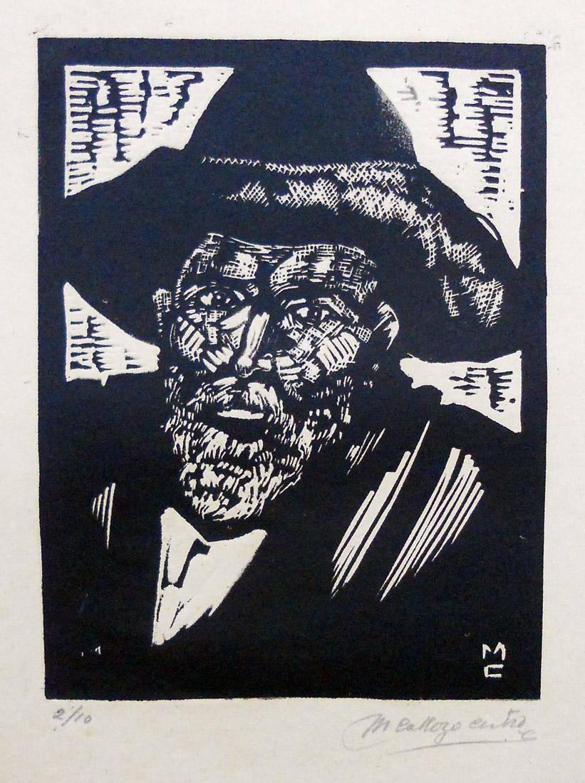 Obra ampliada: El viejo Vizcacha - Manuel Collazo Castro