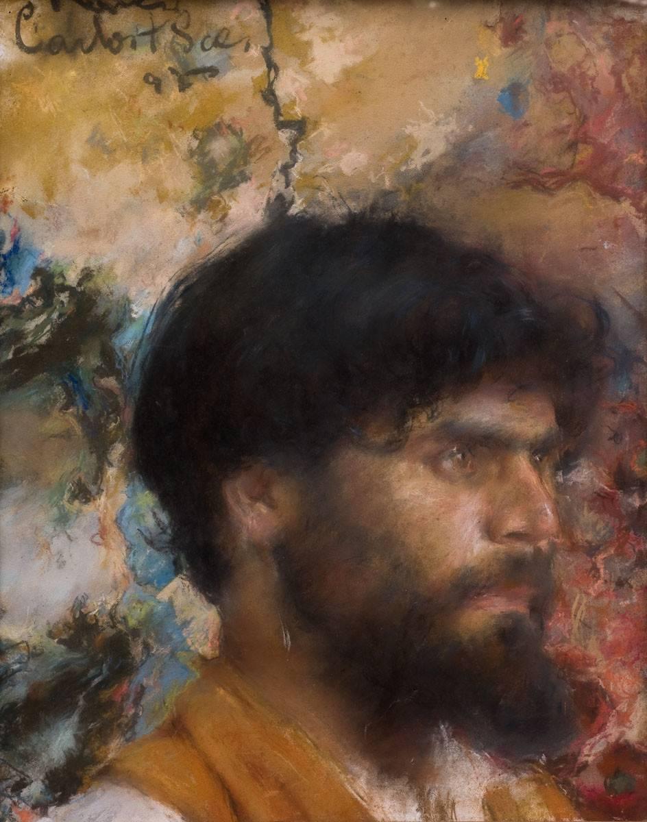 Obra ampliada: Un ciociaro - Carlos Federico Sáez