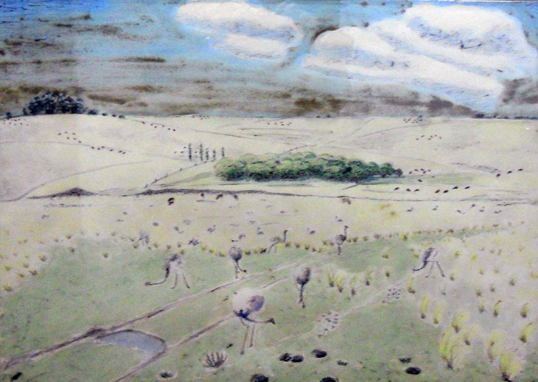 Obra ampliada: Campos de Casupá - José Cuneo