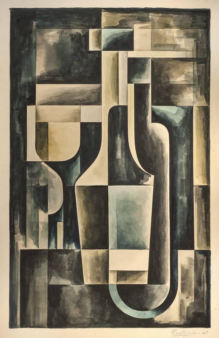 Obra ampliada: Composición - José Pedro Costigliolo