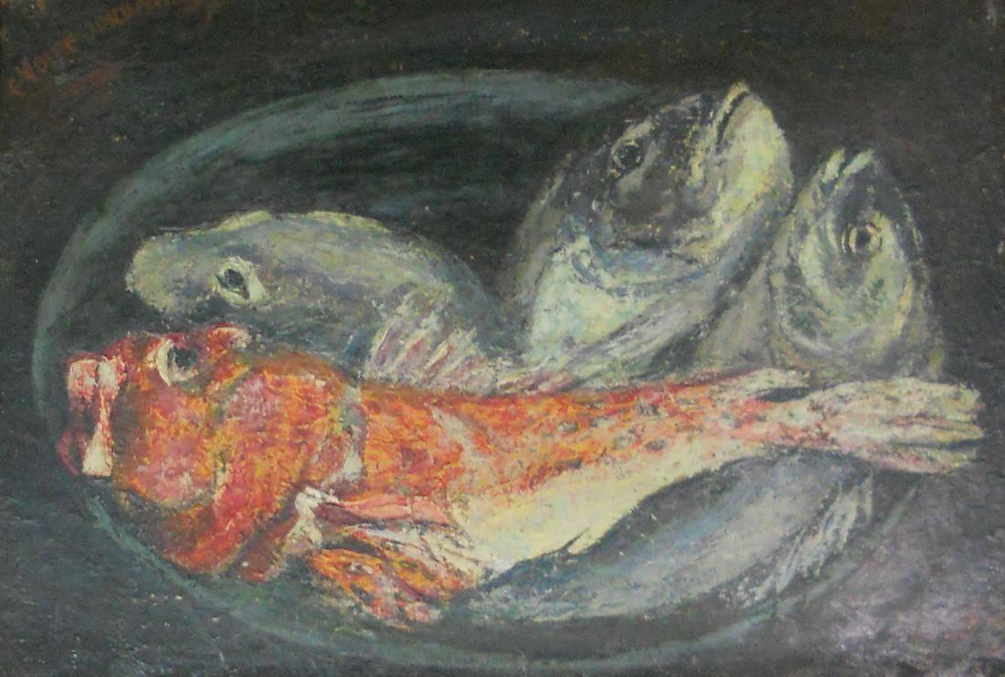 Obra ampliada: Fruto di mare - Enrique Volpe Jordan