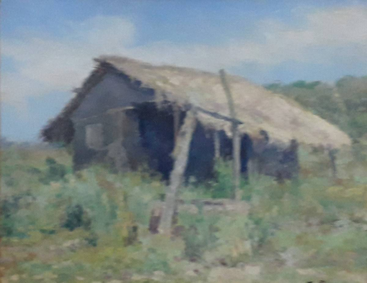 Obra ampliada: Rancho - Francisco E. Bauzer