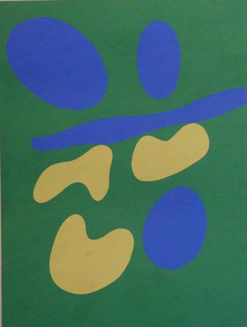 Obra ampliada: Constellation - Hans (Jean) Arp