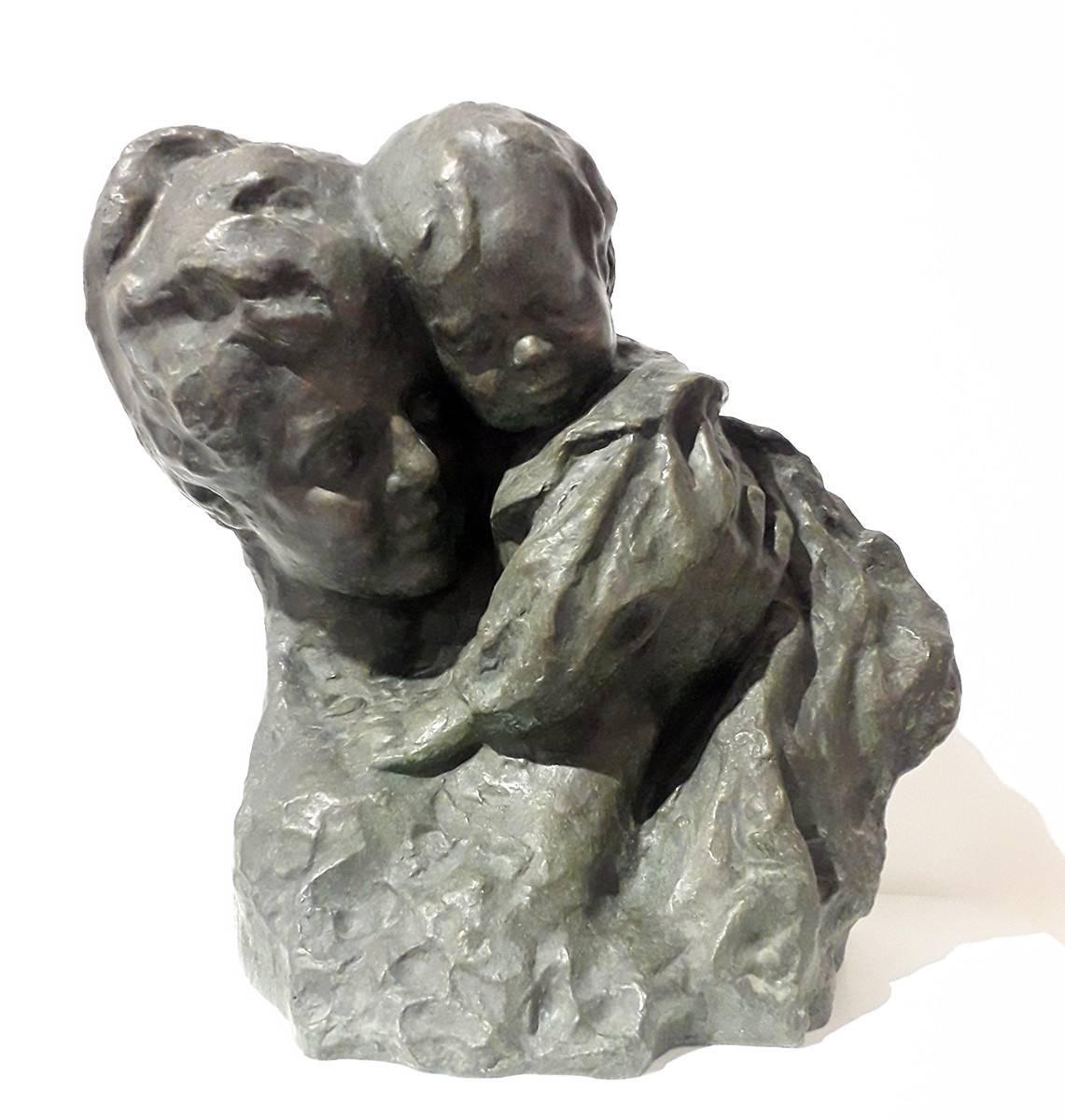 Obra ampliada: Maternidad - José Luis Zorrilla de San Martín