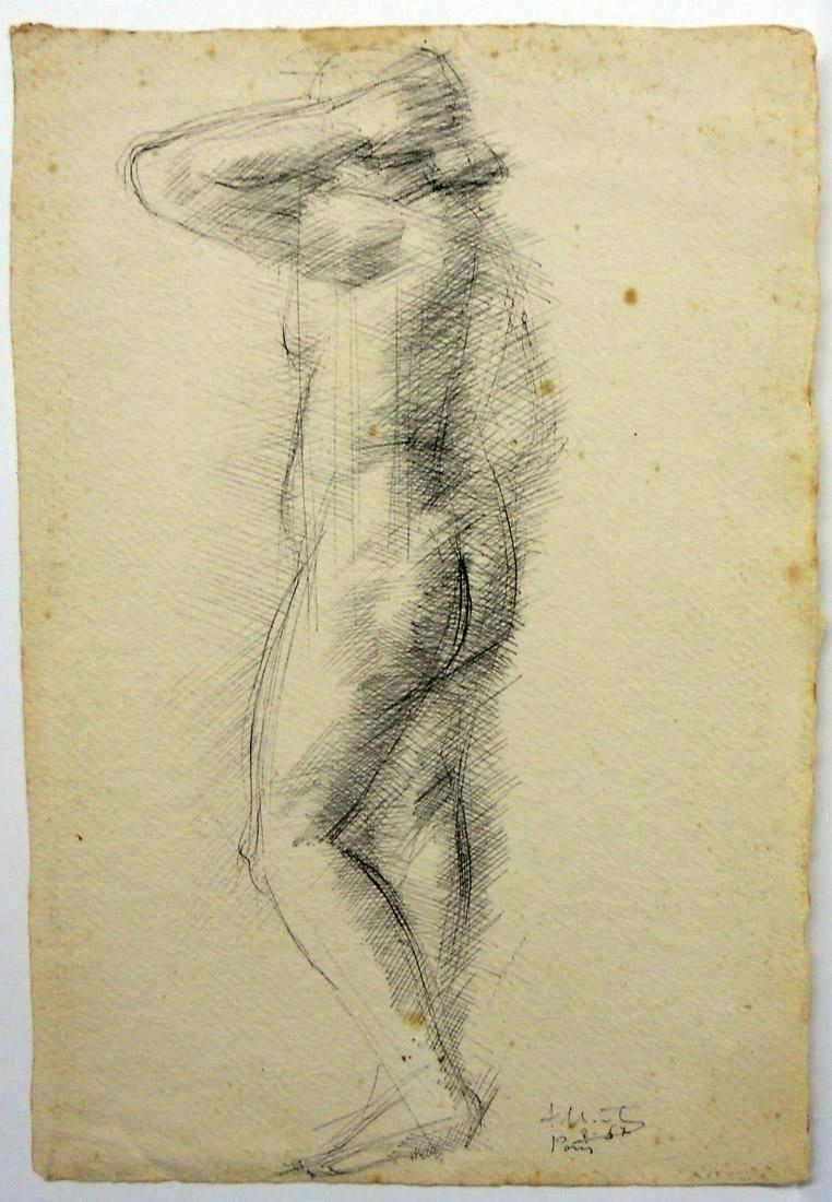 Obra ampliada: Desnudo - Juan Martín