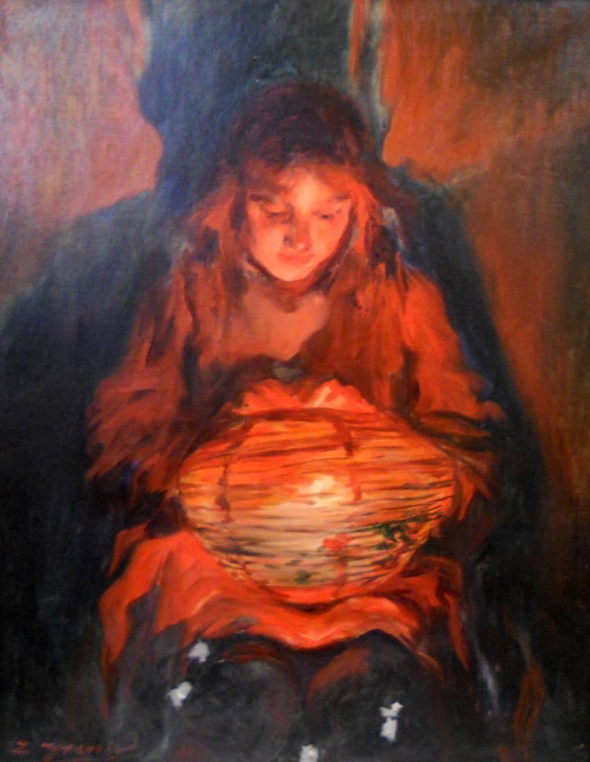 Obra ampliada: Efecto de luz - Luis Graner