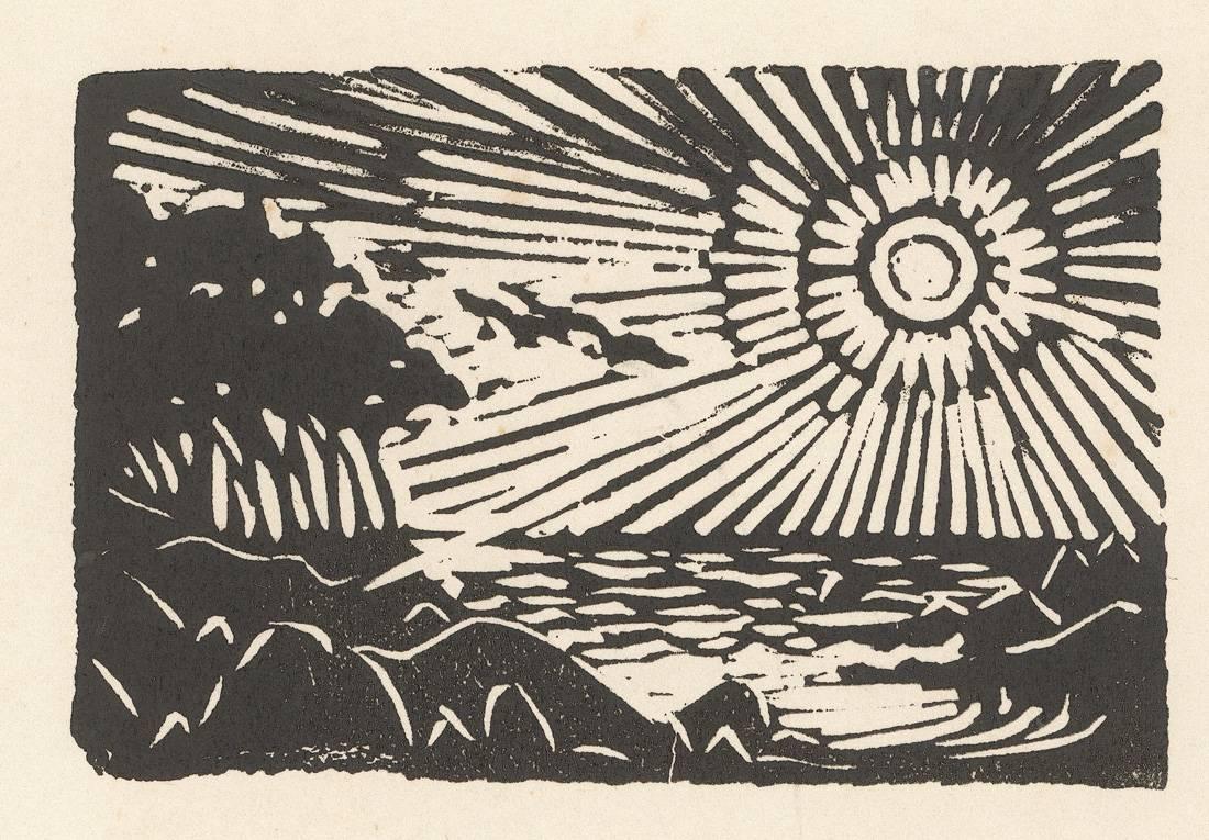 Obra ampliada: Alegoría - Federico Lanau