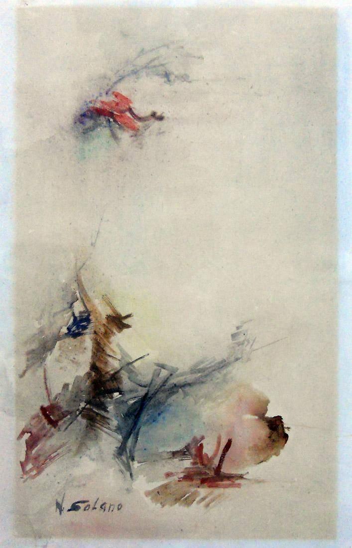 Obra ampliada: Pintura - Nelsa Solano Gorga