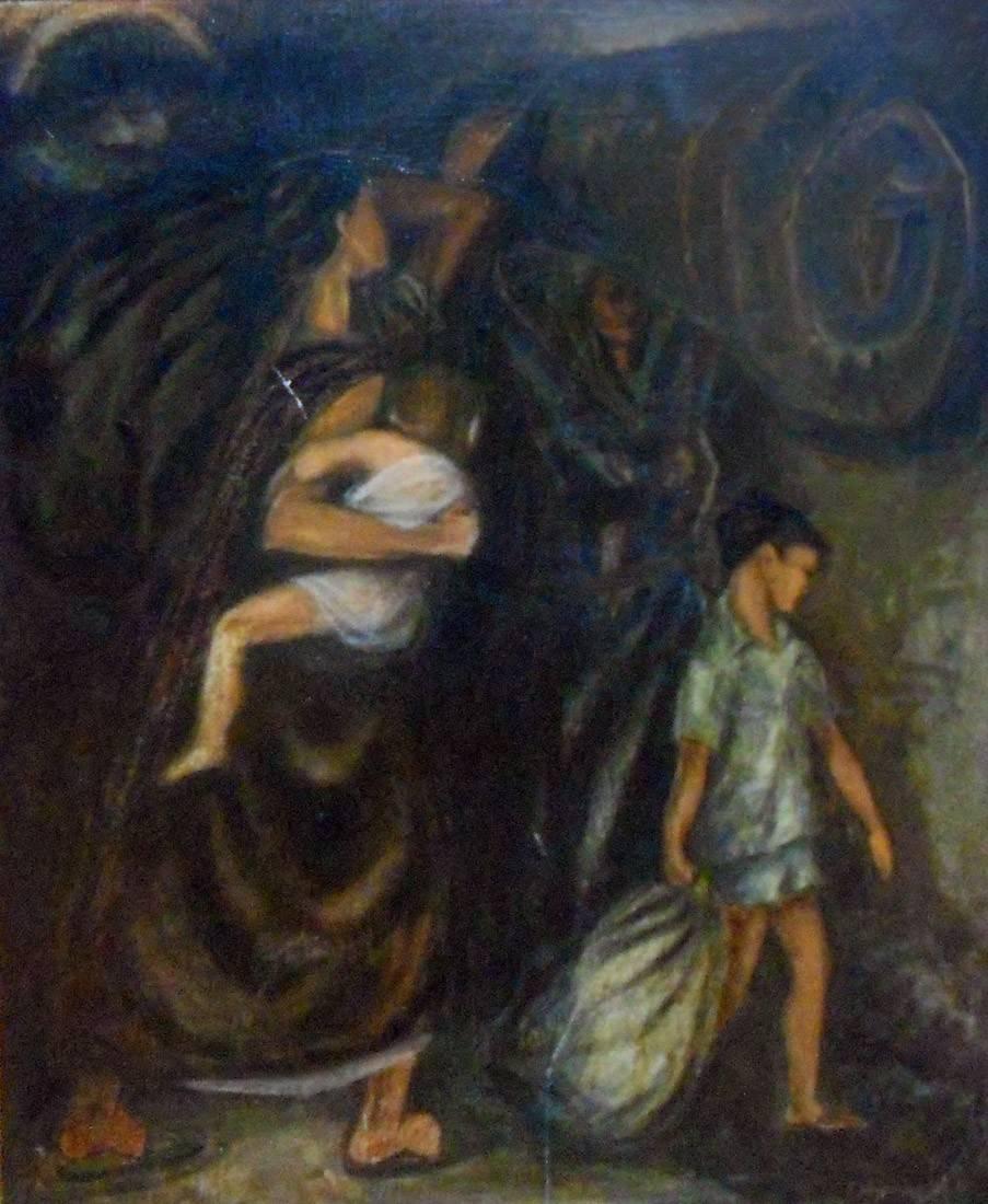 Obra ampliada: Mayo del 59 - Enrique Volpe Jordan