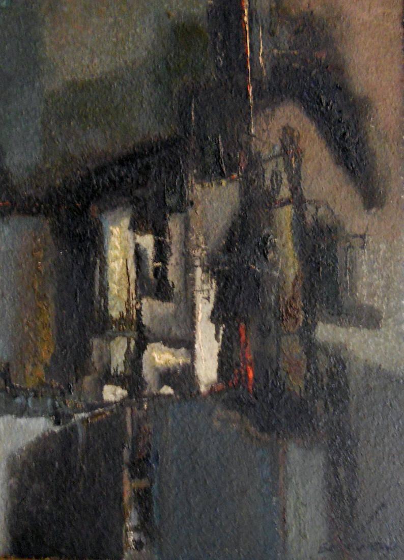 Obra ampliada: Ritmo urbano - Juan Boris Gurewitsch