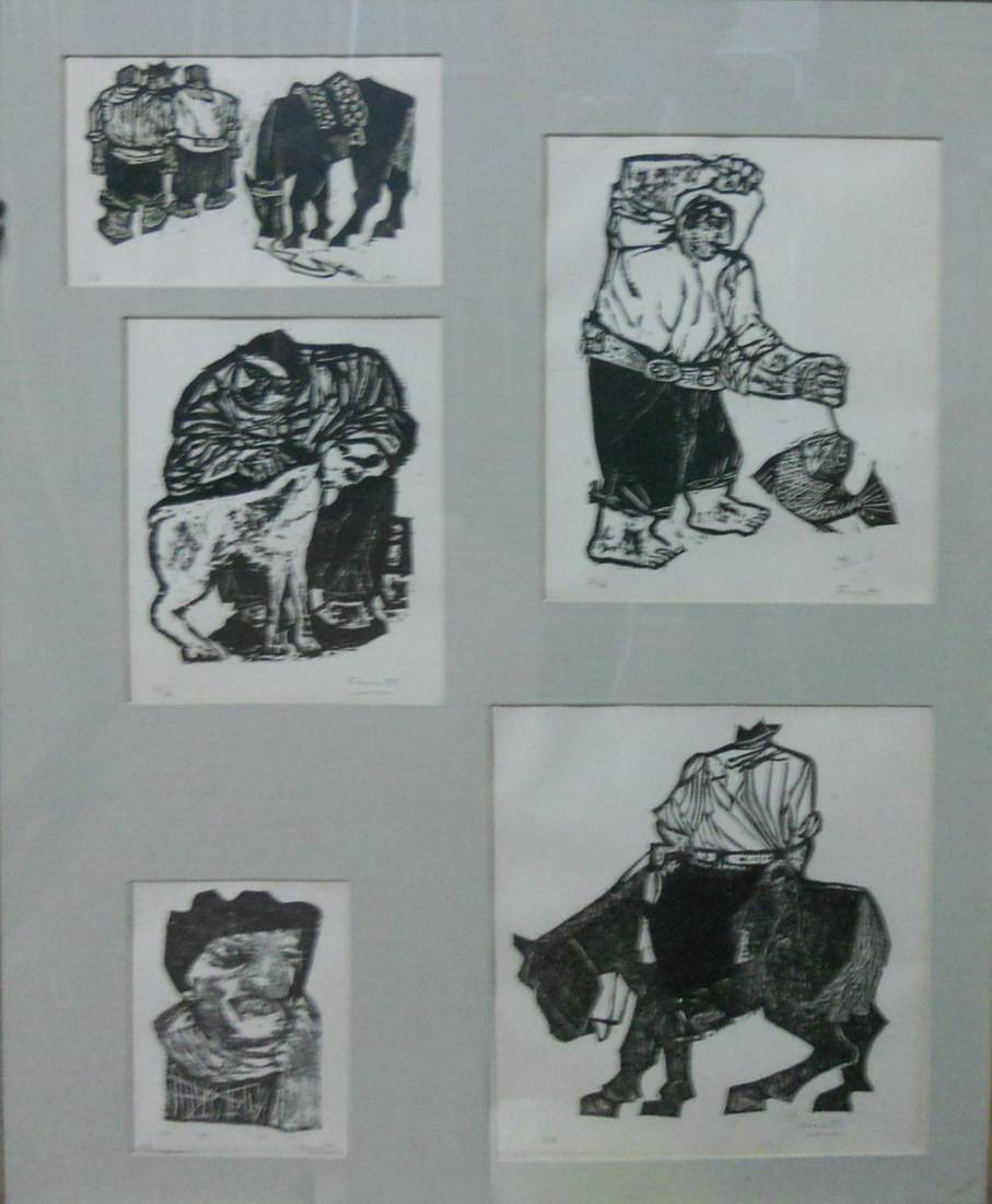 Obra ampliada: Dos cuentos de J. Morosoli - Carlos Fossatti