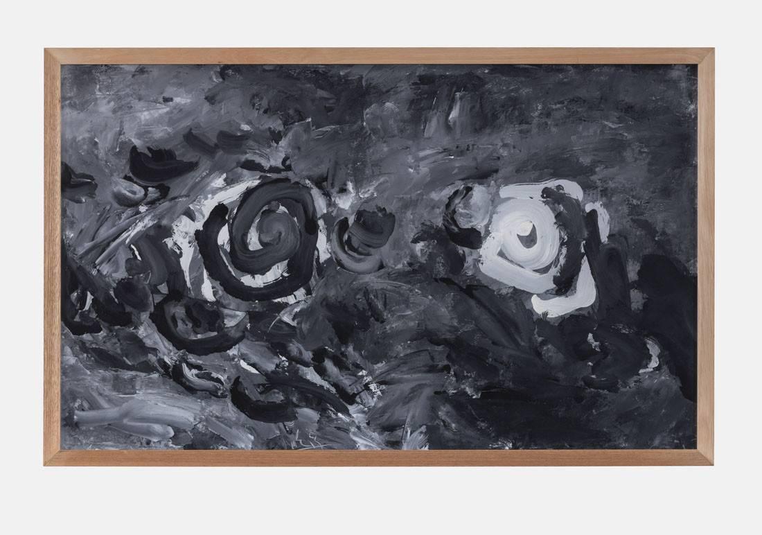 Obra ampliada: Espirales trágicas - Manuel Espínola Gómez