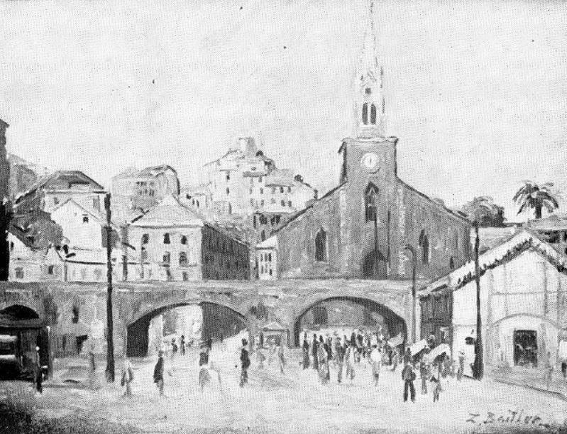 Obra ampliada: Mercado de Genova - Zoma Baitler