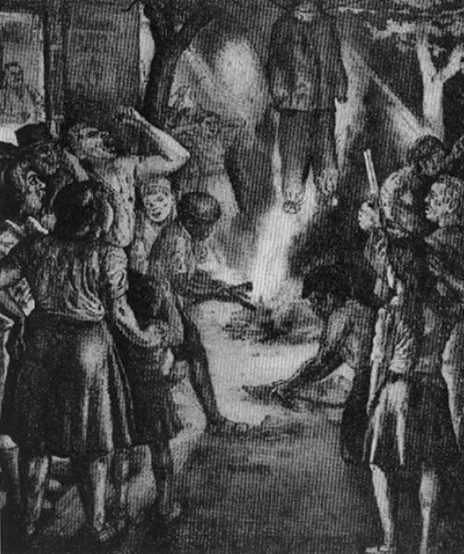 Obra ampliada: Judas de Noche Buena - Domingo De Santiago