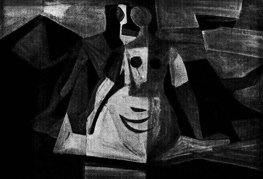 Obra ampliada: Nocturno - Oscar García Reino