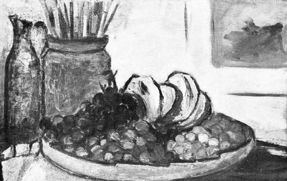 Obra ampliada: Frutas - Enrique Volpe Jordan