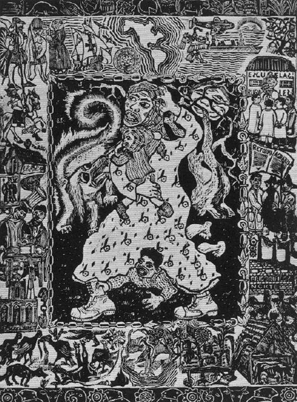 Obra ampliada: Lobizón - Carlos Casiano González