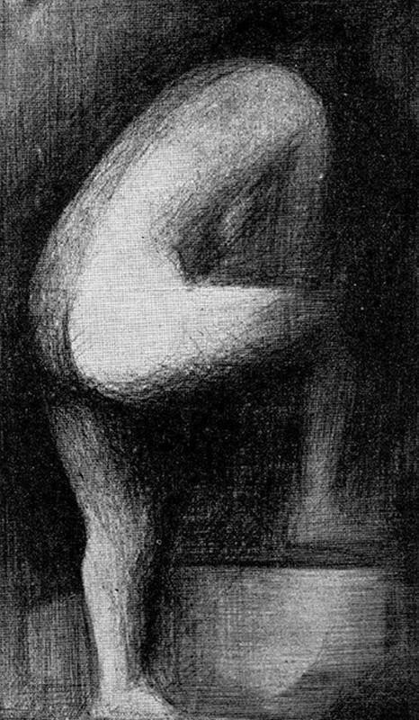 Obra ampliada: Desnudo - Oscar García Reino