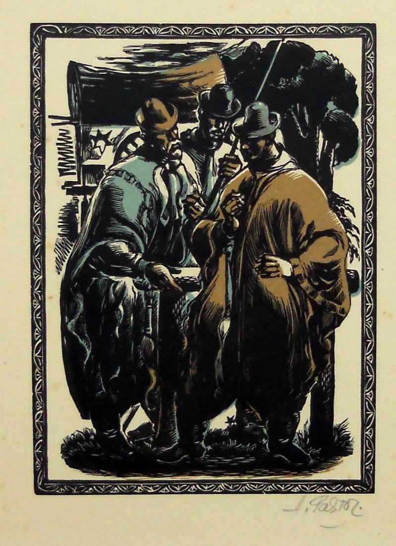 Obra ampliada: Contrabandistas - Adolfo Pastor