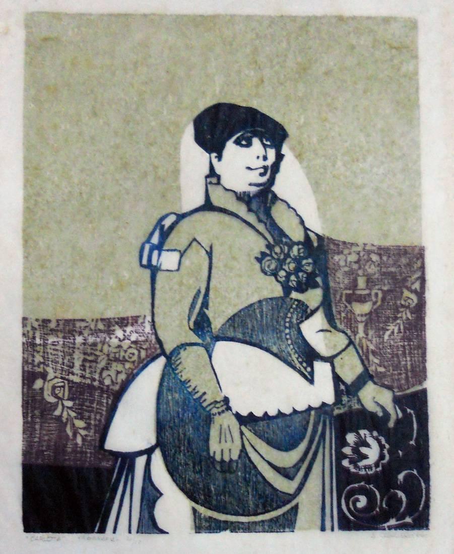 Obra ampliada: Carlota - Adela Caballero