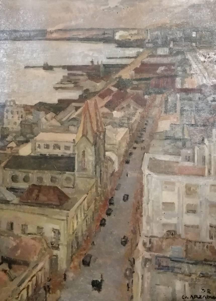 Obra ampliada: Montevideo - Carmelo de Arzadun