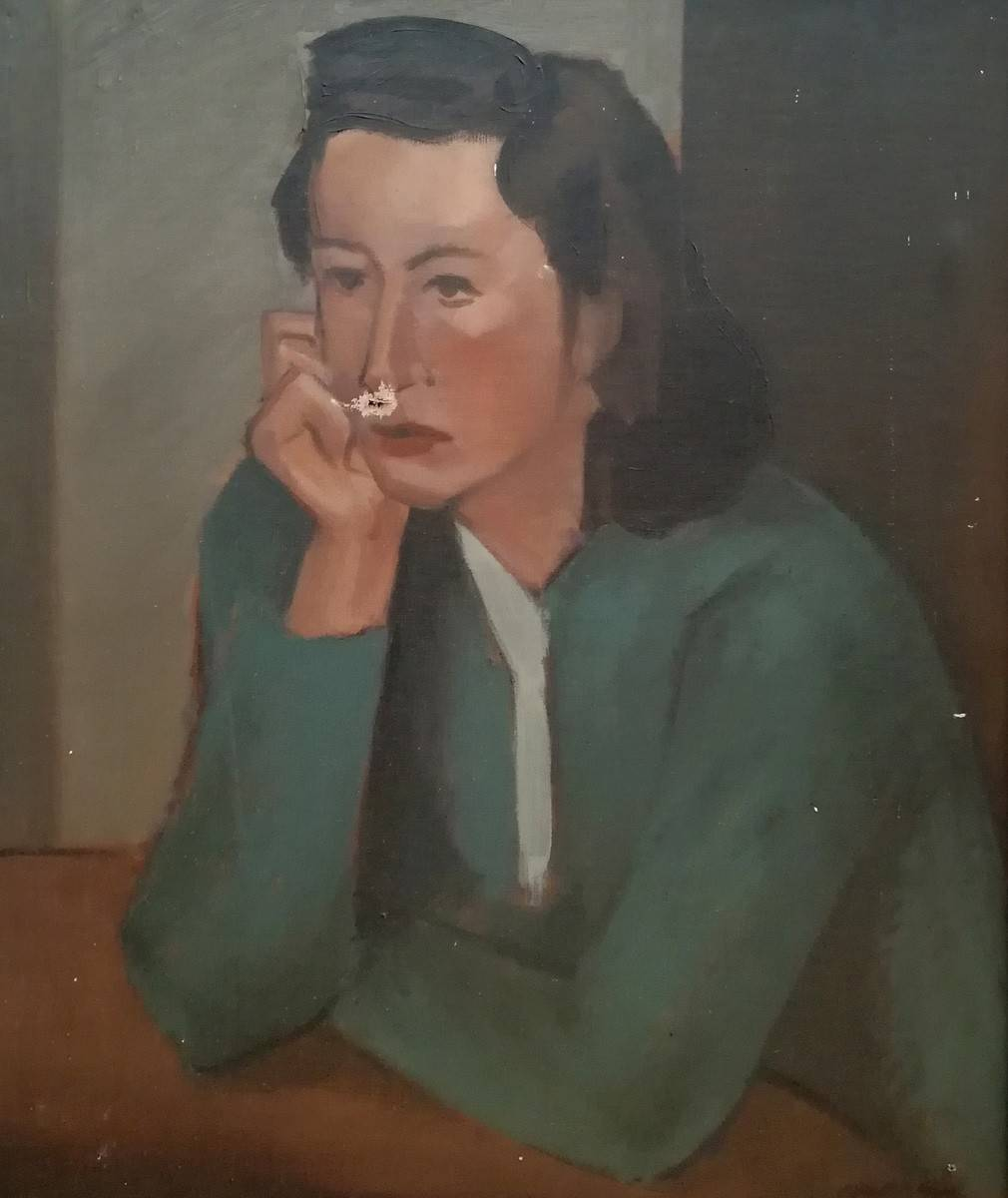 Obra ampliada: Mary - Vicente Martín