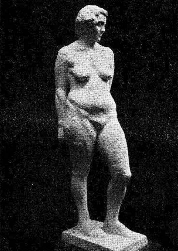 Obra ampliada: Madre joven - Juan Martín
