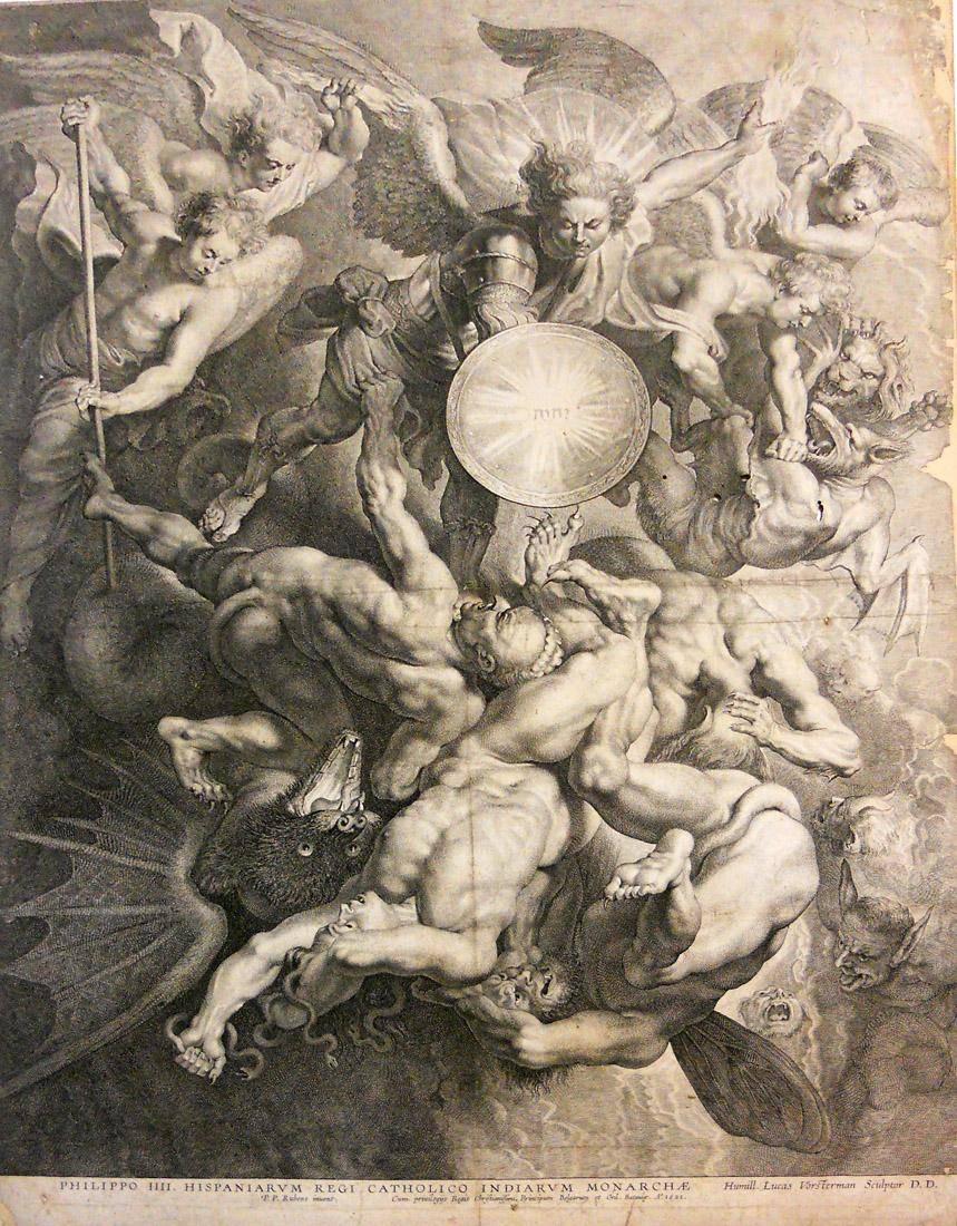 Obra ampliada: Felipe IV Rey de España y Monarca de las Indias - Lucas Vorsterman