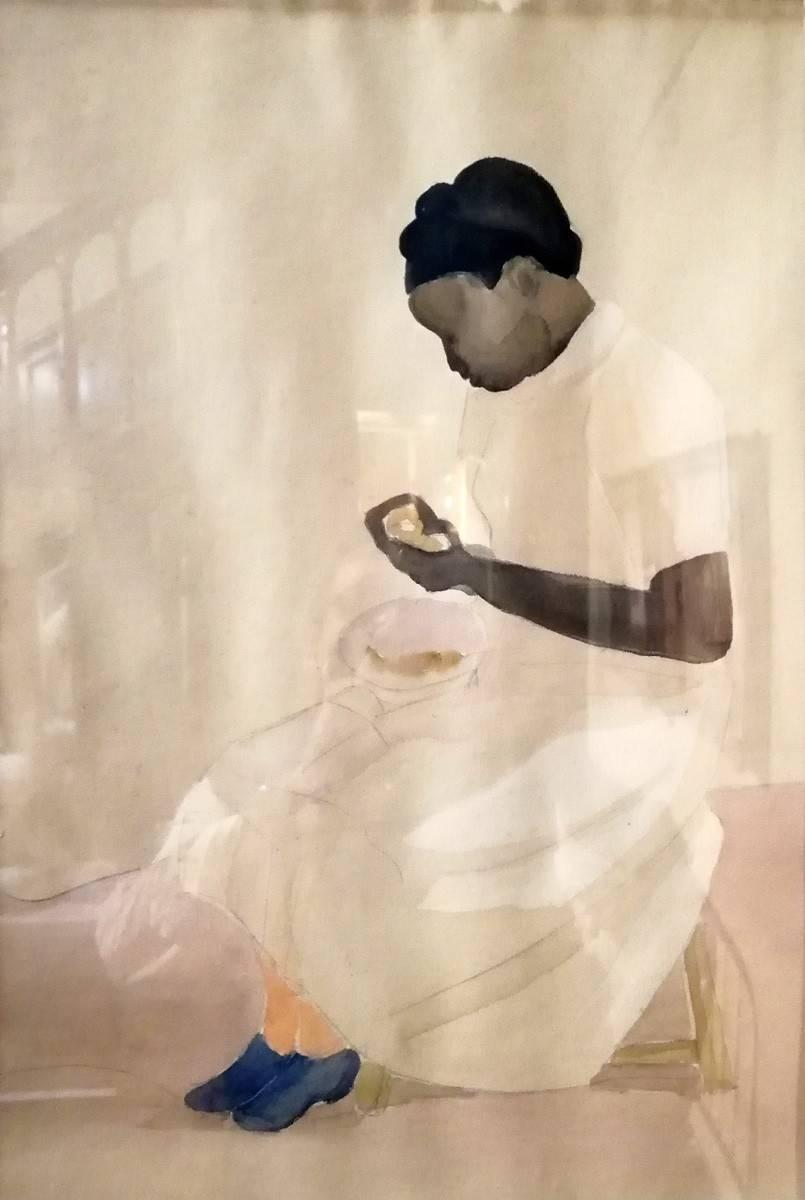 Obra ampliada: Figura - Petrona Viera
