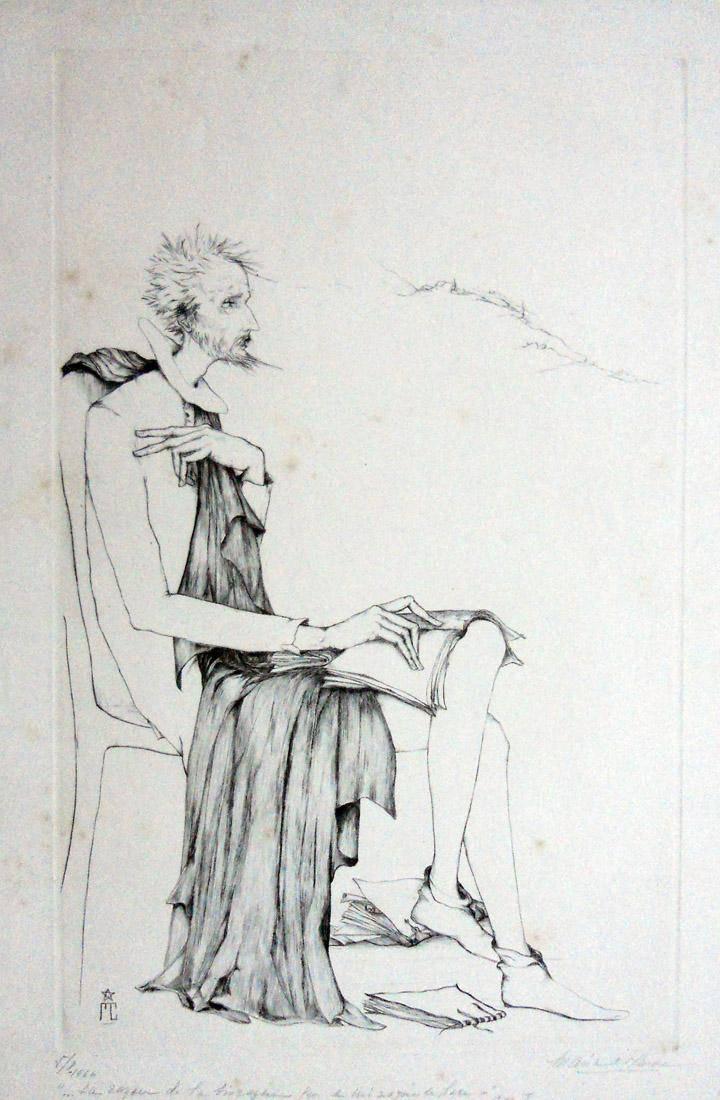 Obra ampliada: La razon de la sin razón que a mi razón - María Carmen Portela de Sosa