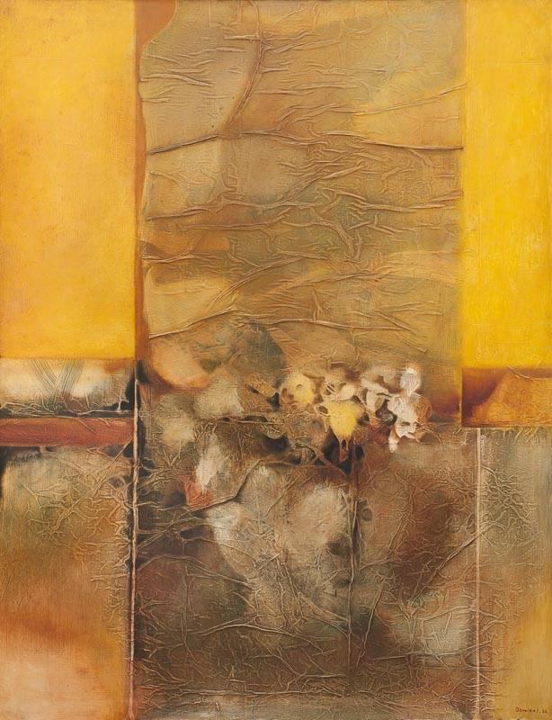 Obra ampliada: Amanecer - Jorge Damiani