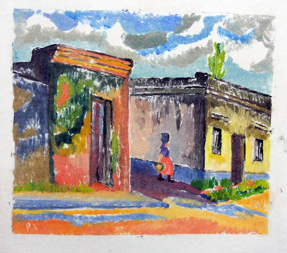 Obra ampliada: Casas - Petrona Viera