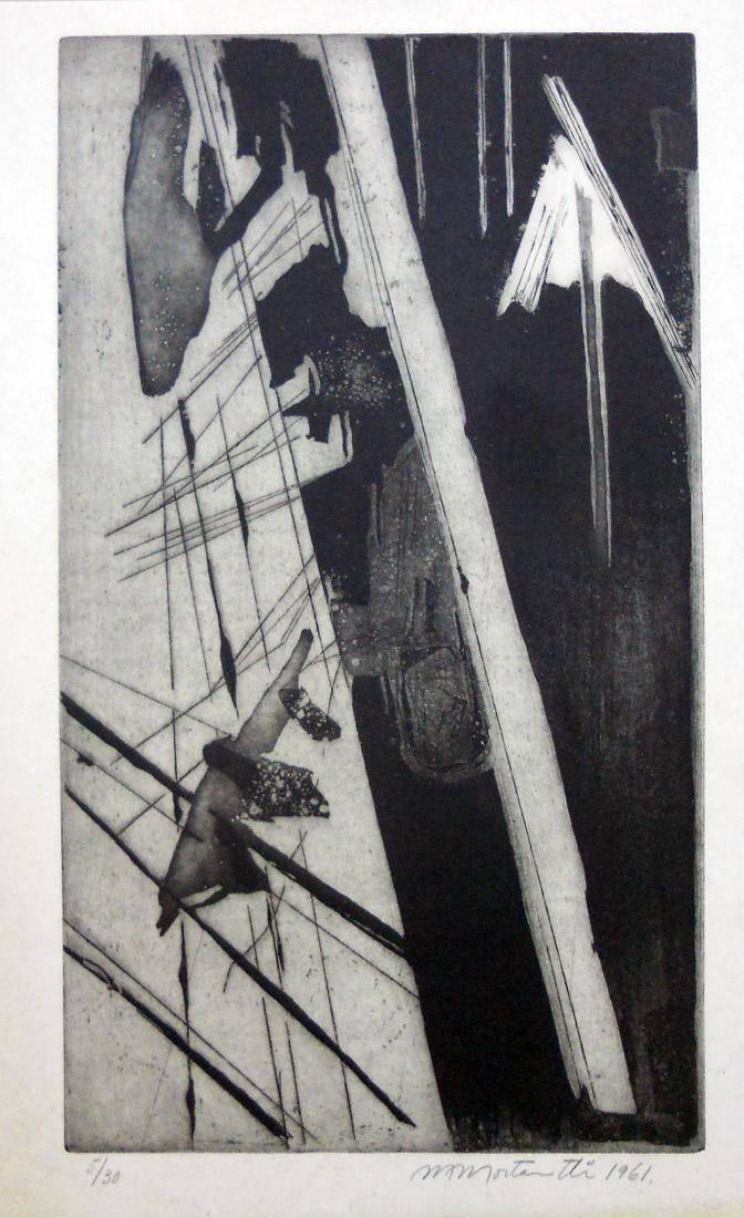 Obra ampliada: Espaço IV - Margarita Mortarotti