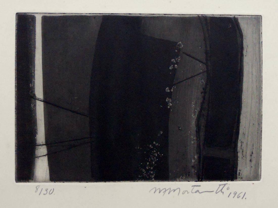 Obra ampliada: Gravura VIII - Margarita Mortarotti