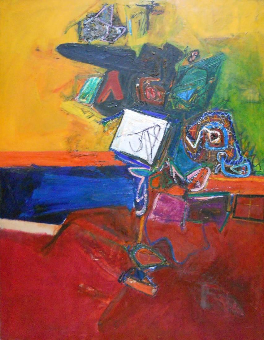 Obra ampliada: Mimos - Joan Semmel