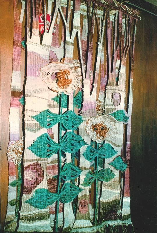 Obra ampliada: Un bosque para Alejandra - Cecilia Brugnini