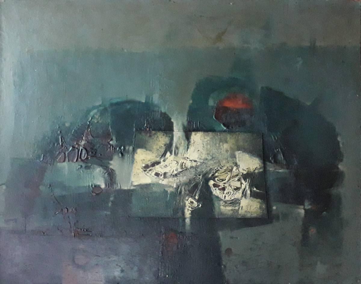 Obra ampliada: Pintura - Helga Krebs