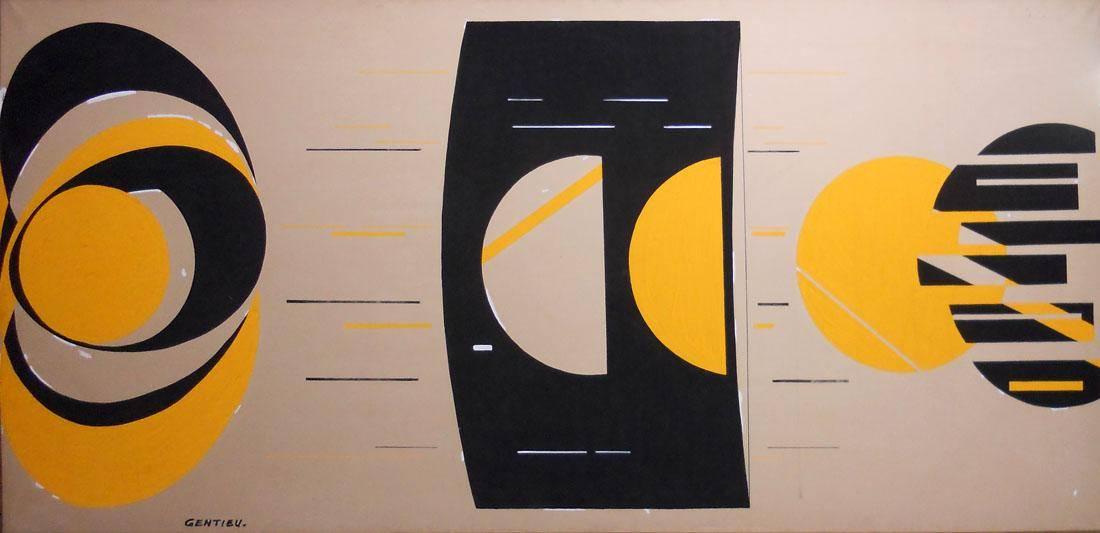 Obra ampliada: Transformación - Luis Alberto Gentieu Piotti