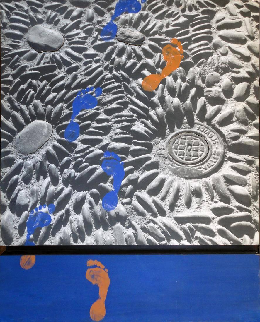 Obra ampliada: Costa azul - Alfredo Testoni