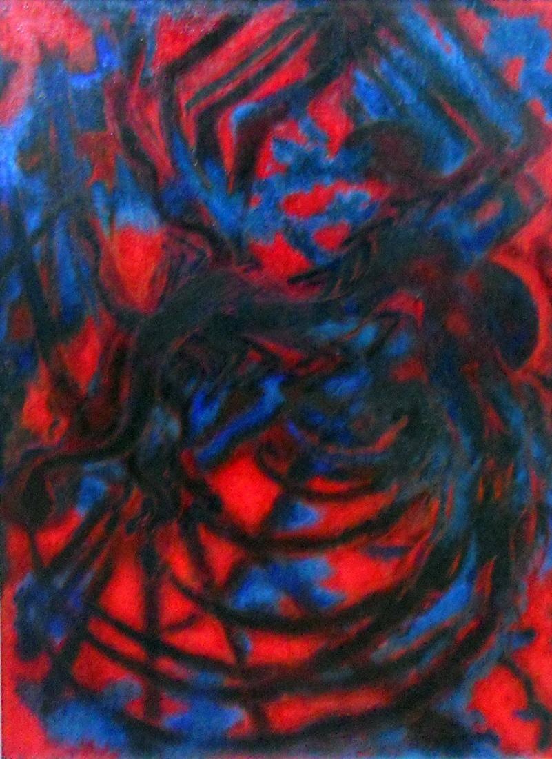 Obra ampliada: Imágenes de sueño - José Cuneo