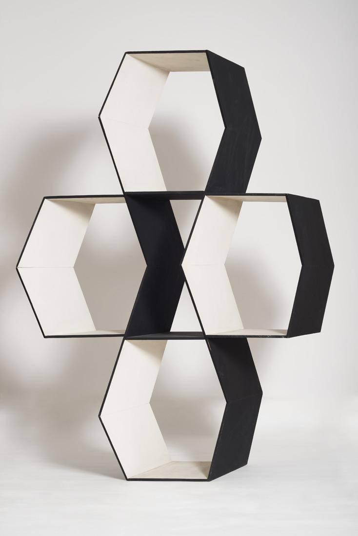 Obra ampliada: Hexa-4 - Guy Colombo