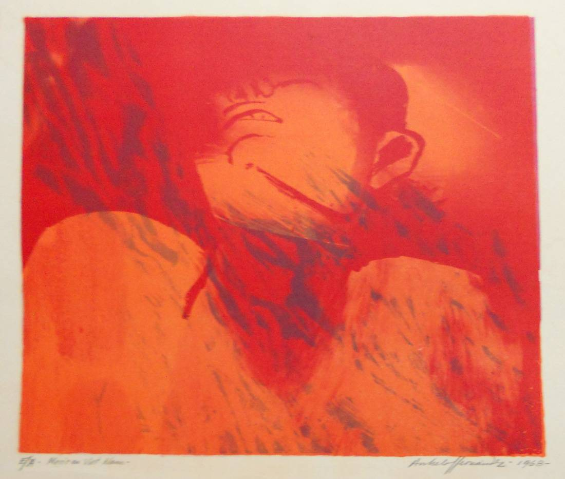 Obra ampliada: Morir en Viet Nam - Anhelo Hernández