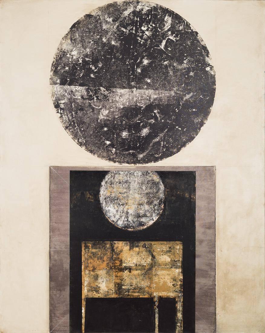 Obra ampliada: Mesa con sol - Vicente Martín