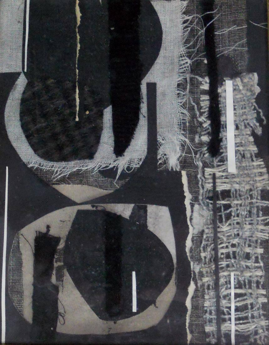 Obra ampliada: Collage - Humberto Tabaré Tomeo