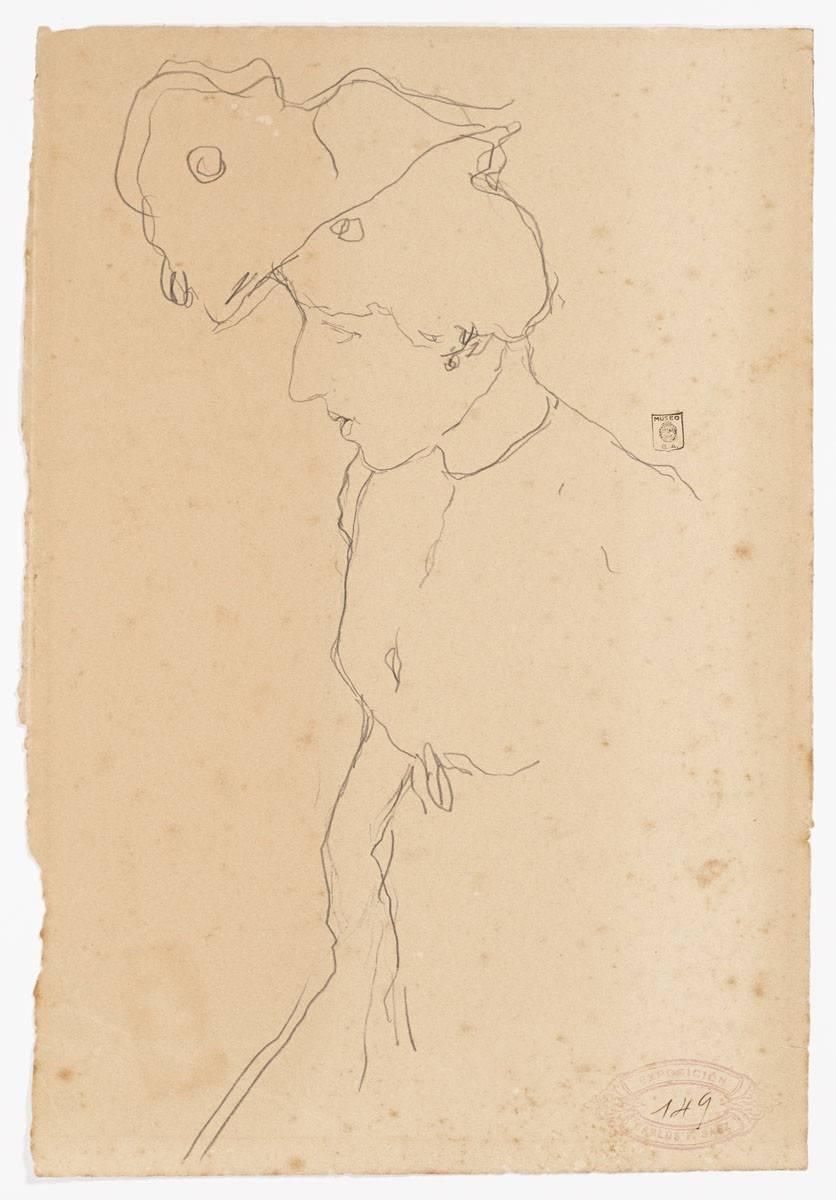 Obra ampliada: Estudio - Carlos Federico Sáez