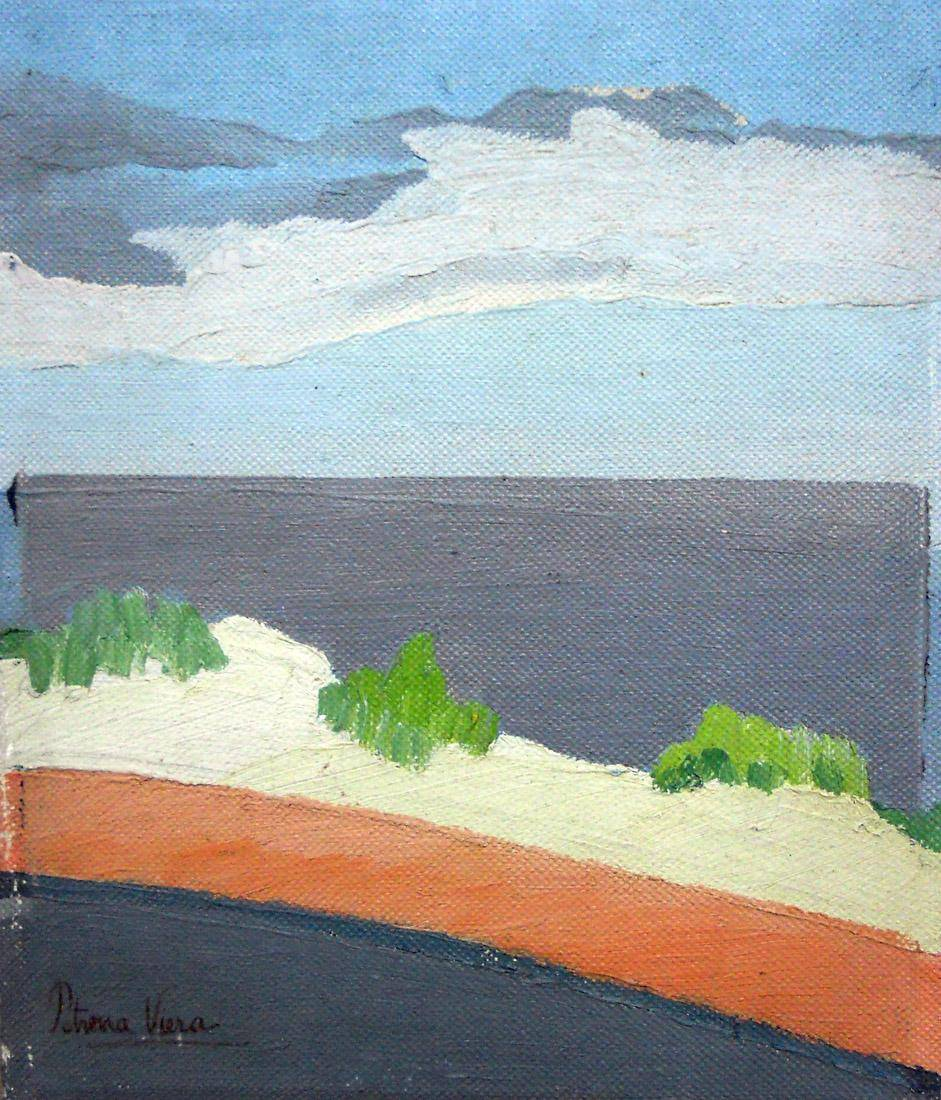 Obra ampliada: Playa Malvín - Petrona Viera