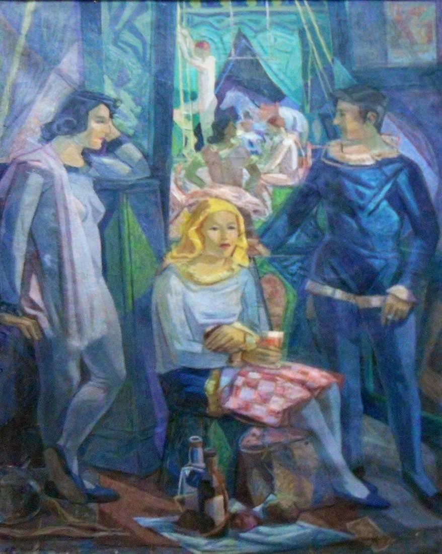 Obra ampliada: Volatines - José María Pagani