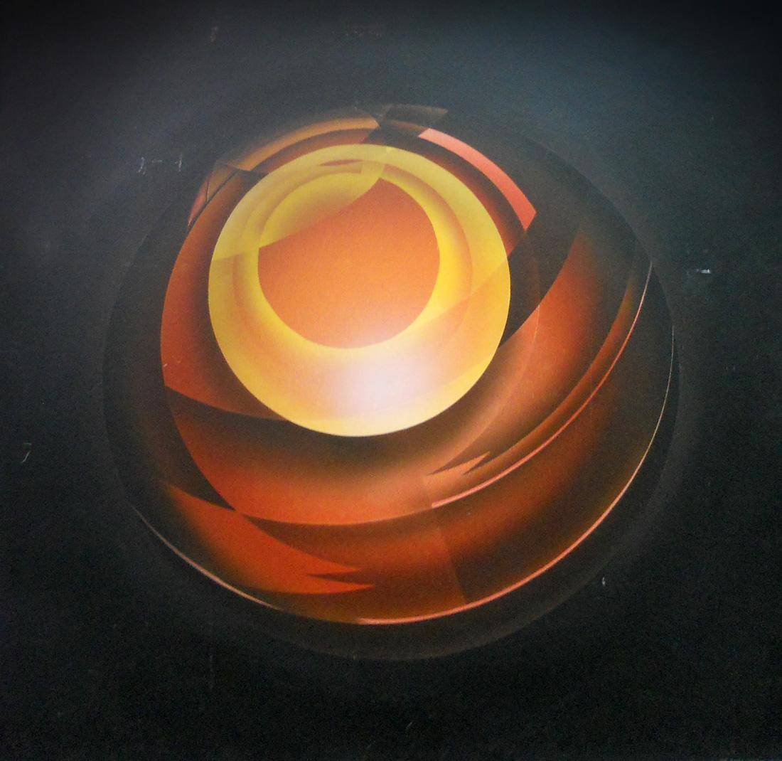 Obra ampliada: Esfera - Enrique Medina Ramela